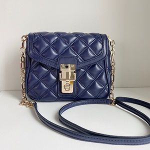 BANANA REPUBLIC Pre-owned Quilted Purse